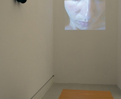 "Eva Weingärtner, ""All my dreams fulfill"", 2011, Videoinstallation"