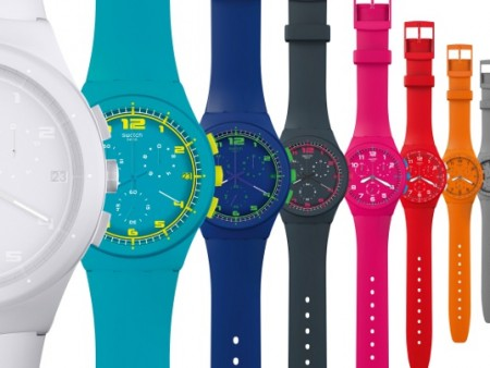 Swatch_Chrono Plastic