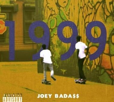 Der 17 jährige rapper joey bada hat sein mixtape 1999